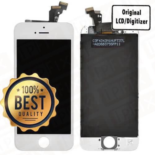 iPhone 6 skærm original lcd hvid